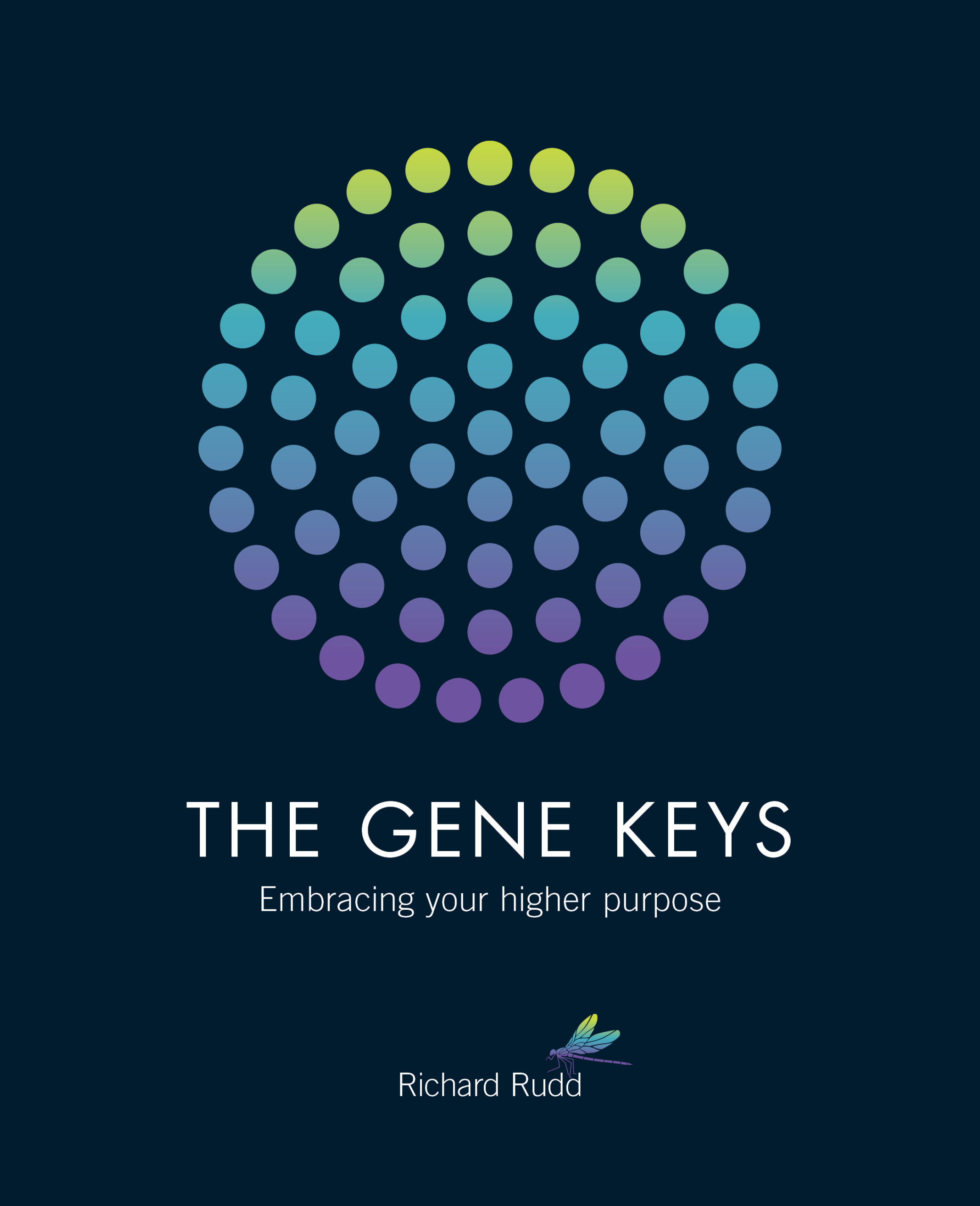 Gene Keys: Unlocking the Higher Purpose Hidden in Your DNA by Richard Rudd