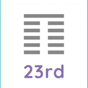 Audio 23ste Gene Key