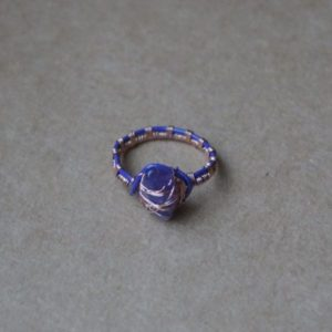 Ring Amethyst Gene Key 11