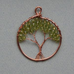 Levensboom Olivijn Gene Key 18