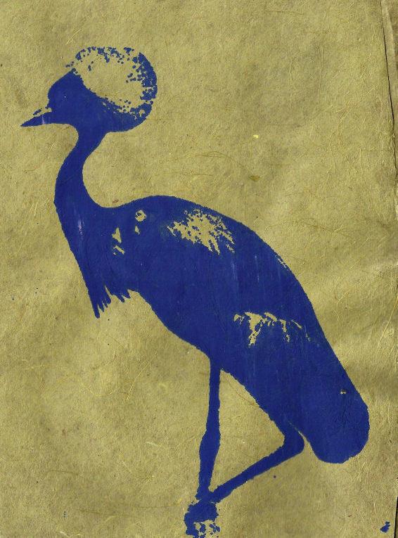 Kraanvogel, totemvogel van de 20ste Gene Key