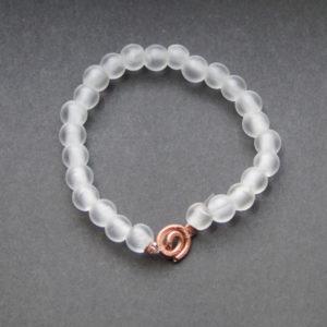 Armband Bergkristal Gene Key 2